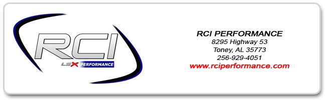 RCI PERFORMANCE