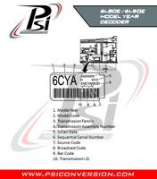 6L80E Trans Decoder