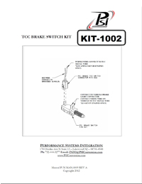 KIT-1002 INSTRUCTIONS